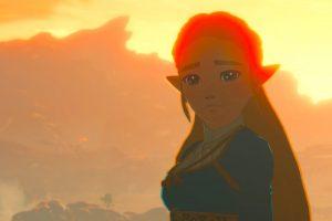 ゼルダの伝説姫