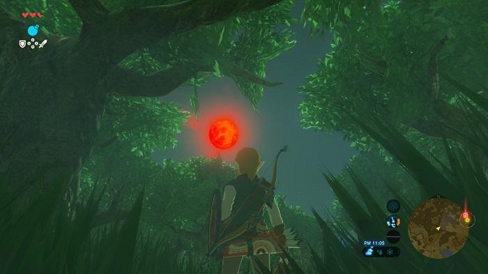 ゼルダの伝説赤い月