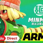 ARMS「ミェンミェン」