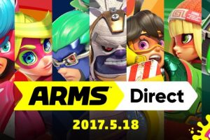 「ARMS Direct 2017.5.18」