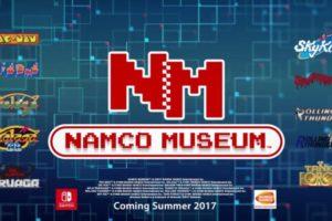 Switch版『ナムコミュージアム』