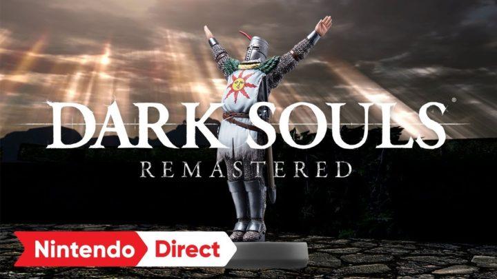 switch版 ダークソウル リマスタード 発売日が2018年夏に延期