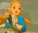 ゼルダの伝説BotWのゼルダ姫の眉毛が太い理由が判明
