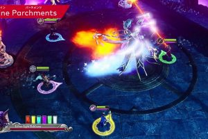 Nintendo Switchインディーズゲーム『Nine Parchments』