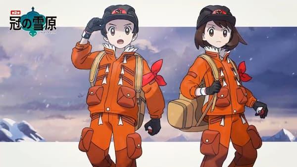ポケモン剣盾 髪型 帽子