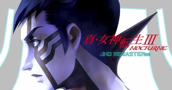 「真・女神転生III NOCTURNE HD REMASTER」最新映像が8月12日12:00に公開決定!