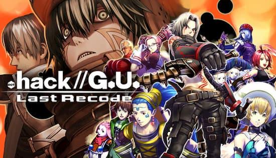 CC2松山洋氏が『.hack//G.U. Last Recode』のSwitchへの移植をバンナムに提案しているもよう