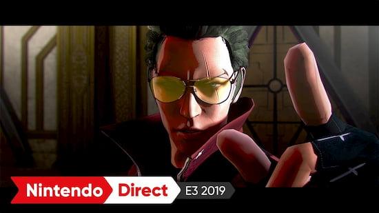 Switch『ノーモア★ヒーローズ 3』2021年に延期‥コロナの影響により