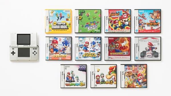 「ニンテンドーDS」の発売から今日でちょうど16年、また「Wii」の発売から今日でちょうど14年。