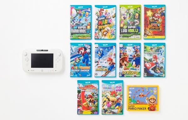 「Wii U」発売から8年